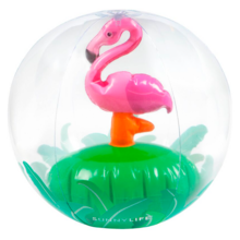sunnylife-kiddy-ball-badebold-bold-beachball-strandbold-flamingo-3D-tredimensionel-play-toys--leg-fun