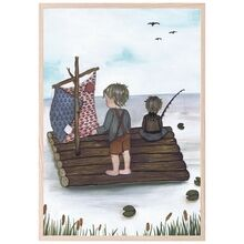 thats-mine-poster-plakat-raft-fishing-p9000