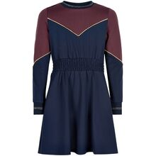 the-new-kjole-dress-rosa-navy-blazer