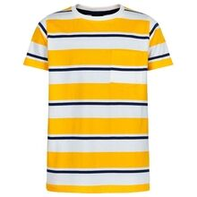 the-new-odwin-tshirt-gul-sort-hvid-striber-yellow-black-white-strips