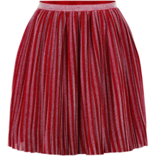 the-new-tn2224-nederdel-skirt-roed-red-med-glimmer-with-glitter-boern-kids
