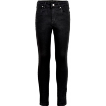 thenew-the-new-jeans-bukser-black-sort