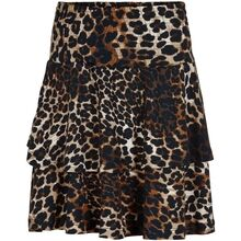the-new-nederdel-skirt-brown-brun-leo