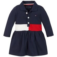 tommy-hilfiger-baby-block-polo-dress-kjole-twilight-navy-kn0kn01190-c87-1