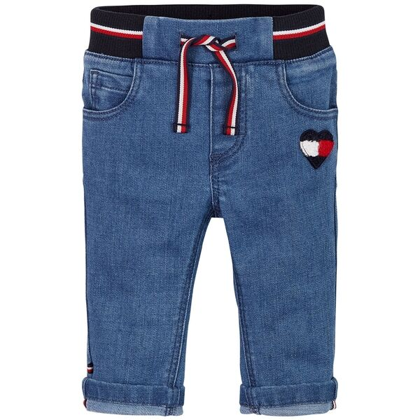 tommy-hilfiger-baby-girl-flag-denim-jeans-bukser-pants-trousers-kn0kn01206-1a4-1