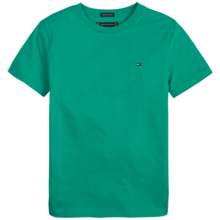 Tommy Hilfiger Boy Basic Original Cotton Tee S/S Dynasty Green