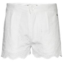 tommy-hilfiger-broderie-anglaise-shorts-white-hvid-1