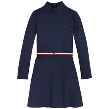 tommy-hilfiger-essential-skater-dress-kjole-twilight-navy-kg0kg05437-c87-1