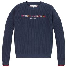tommy-hilfiger-knit-strik-sweatshirt-sweat-shirt-essential-navy-kg0kg05228-c87-1