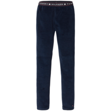 tommy-hilfiger-logo-flag-bukser-leggings-pants-velour-black-iris-blue-blaa-1