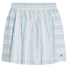 tommy-hilfiger-seersucker-pleated-skirt-nederdel-white-calm-blue-kg0kg05092-0a4-1