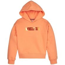 Tommy Hilfiger Tommy Foil Label Sweatshirt Melon Orange