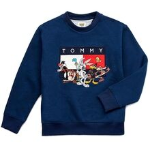 tommy-hilfiger-sweatshirt-sweat-shirt-looney-tunes-crew-ks0ks00131-dw7-6