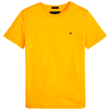 Tommy Hilfiger Boy Basic Original Cotton Tee S/S Radiant Yellow