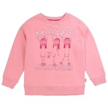 Little-Marc-Jacobs-sweatshirt-raspberry-sweatshirt