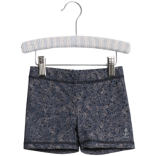 wheat-badeshort-swimshorts-niki-navy-blaa