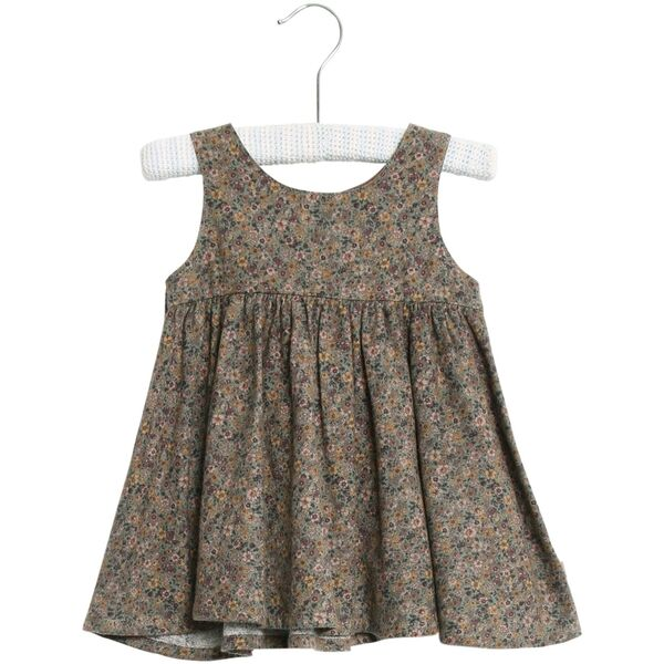 wheat-dress-pinafore-wrinkles-kjole-green-flowers-girl-pige-1
