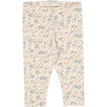 wheat-jersey-leggings-4853d-188---9054-flowers-and-seashells