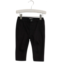 wheat-trousers-bukser-slim-orla-black-sort