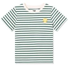 woodwood-ola-kids-tshirt-tee-shirt-off-white-faded-green-stripes