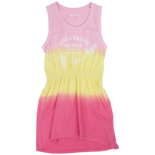 zadig&voltaire-dress-kjole-pink-yellow-gul-lyseroed-x12078-1